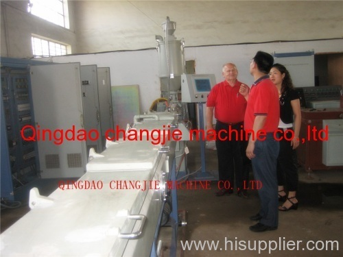 PE/PPR/PEX/PERT Aluminum Plastic Composite Pipe Production Line