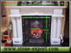 grantie fireplace,marble fireplace,sandstone fireplace,limestone fireplace,artificial stone fireplace