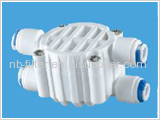 Four Way Fitting Valve
