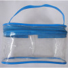 transparent pvc bag with handle