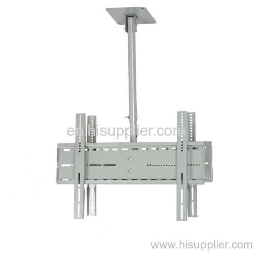 Ceiling bracket hold two LCD/Plasma TV