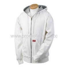 Thermal-Lined Hooded Fleece Jacket