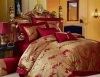 100% cotton decorative bed set / bedding set of home textiles from JOCnt in 2011