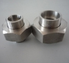 Stainless steel socket union