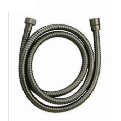 Black-plated Shower Hose