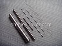 Ground/Black Pure Molybdenum rod