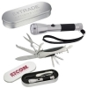Multi-Function Knife & Flashlight Set
