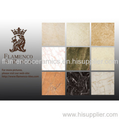 Polished Porcelain Marble Tile