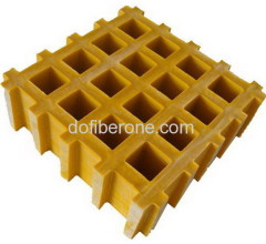 FRP fiberglass molded grating, pultruded grating