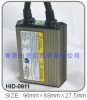 HID 0911 nomal xenon ballast,canbus cane choosed