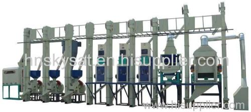 millet process equipment