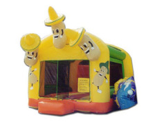 Happy Brinjaul Bounce House