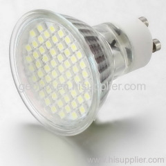 2.5W SMD GU10 LED Spotlight