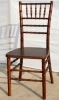 Fruit Wood Color Chiavari Chair