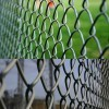 Diamond fencing mesh
