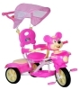 baby tricycle with cartoon head
