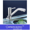 BRASS TRI-FLOW TAPS(HOT/COLD/PURE WATER) Three way faucet