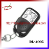 Garage door parts: 4 CH RF wireless remote control garage door 433Mhz