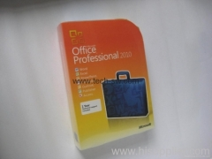 Office 2010 Professional Retail Box