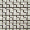 Crimped iron square wire mesh