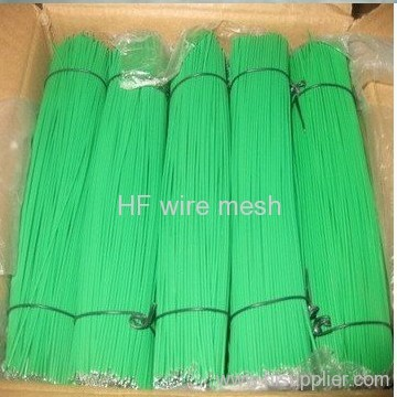 PVC straight cut wire
