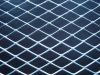 expanded wire mesh fence
