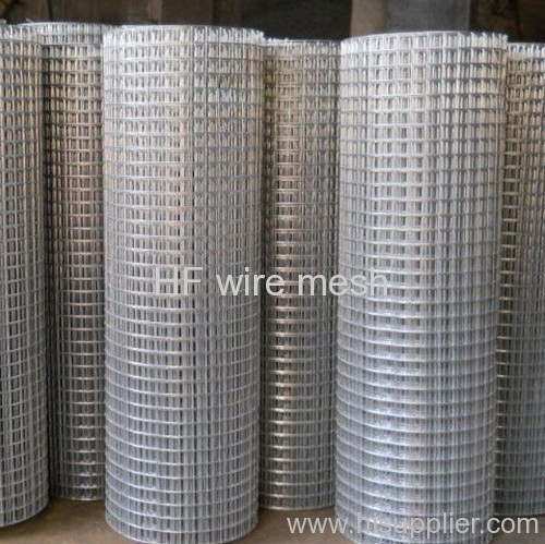 Galvanized wire grating