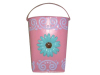 Decorative Tin Pail