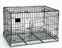 Wire Mesh Cat Cage