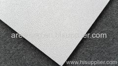 interior Acoustic mineral wool ceiling board