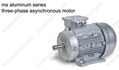 MS aluminum series three-phase asynchronous motor
