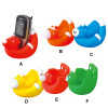 Animal shape pvc mobile phone holder