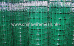 Plastic Coated Welded Mesh Roll