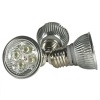 E27 4*1W High Power LED Spot light