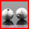 Wholesale 10mm Silver Plated Copper Shamballa Beads