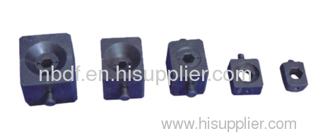 DIE SETS FOR HYDRAULIC COMPRESSOR HEAD