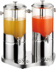 Double catering juice dispenser