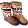 Women's Boots with Lamb Fleece Lining girl boots