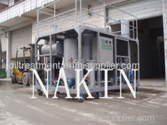 Waste Black Motor Oil Regeneration System,Used Oil Recycling,Oil Refinery