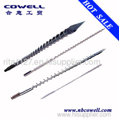 Screw barrel for Extruder machine