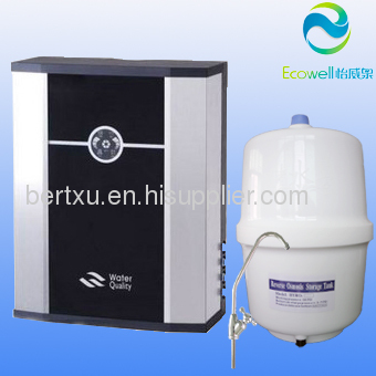 Quick fitting! ro water filter purified water system domestic reverse osmosis water fil