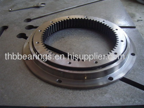 Replacement of INA/SKF/ROLLIX/KAYDON/PSL/Titanus/IMO/ROTHE ERDE slewing ring bearings for machinery-THB Bearings