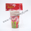 Birthday Candle Paper Cups