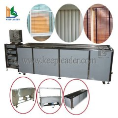 Ultrasonic Cleaning machine for blind