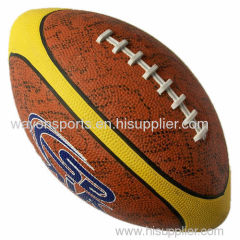 Rugby ball / American football