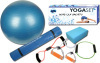 Yoga Kit / stretch band / stretch tube / Yoga mat