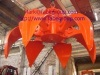 Motor Hydraulic Orange Peel Grab