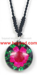 real flower jewelry,flower gift,flower craft