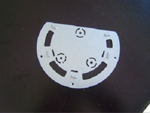 alloy steel stamping part