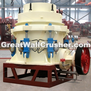 HCC Series Hydraulic Cone Crusher - Great Wall